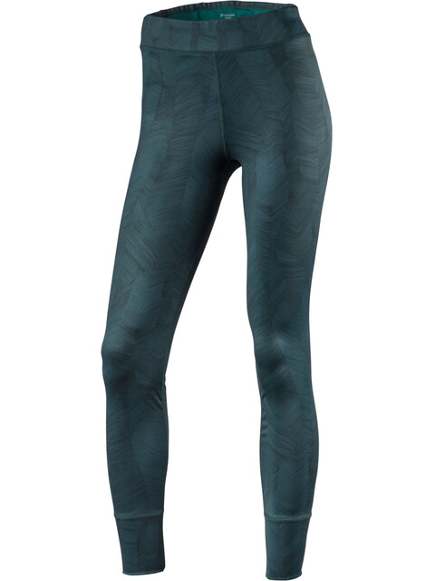 Houdini Cobra Tights Women graphic green